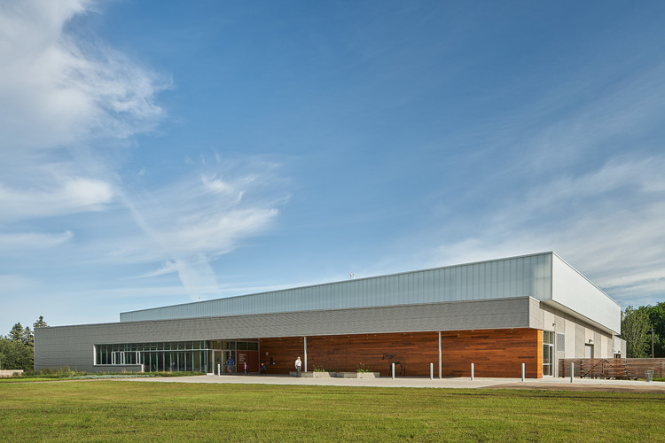 Centro Equino Whitemud / Dub Architects, © Doublespace Photography