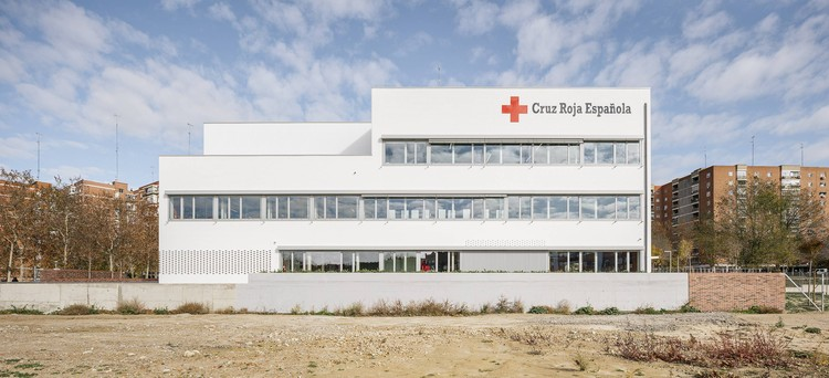 Spanish Red Cross Headquarters / Burgos & Garrido arquitectos, © Imagen Subliminal