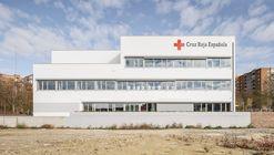 Spanish Red Cross Headquarters / Burgos & Garrido arquitectos