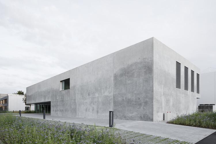 PERI Canteen  / Studio ESW + Mühlich, Fink & Partner, © Hiepler Brunier