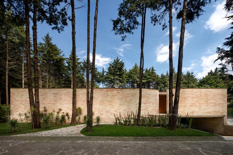 Casa Jajalpa / LANZA Atelier, © Dane Alonso