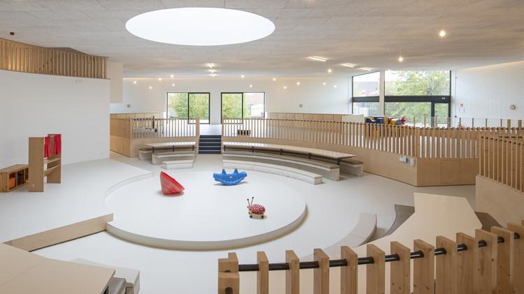 BKO SINT-JOZEF Kindergarten / denc!-studio, Courtesy of DENC!-STUDIO