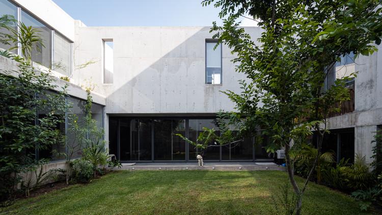 Casa Saquila  / Magaña Calderón, Cortesía de Magaña Calderón