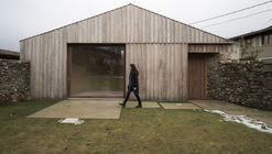Transformation of An Old Tiny Farmcottage Into a Rural House / MAAV