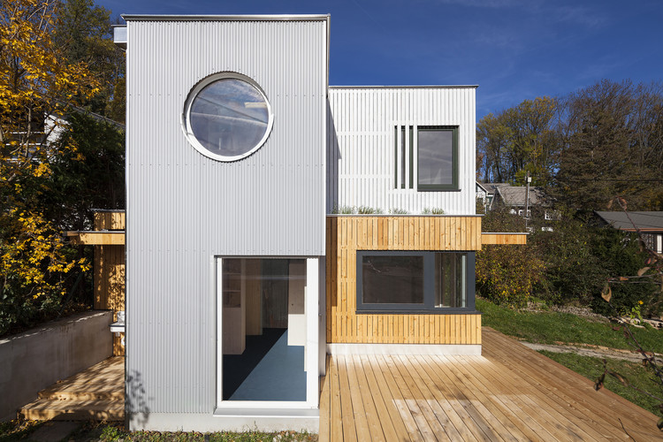Summer Cottage  Pötzleinsdorf / Schuberth und Schuberth, © Christoph Panzer