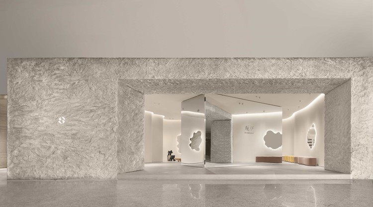 ToSummer Aromatherapy Experience Retail Store / F.O.G. Architecture, © INSPACE