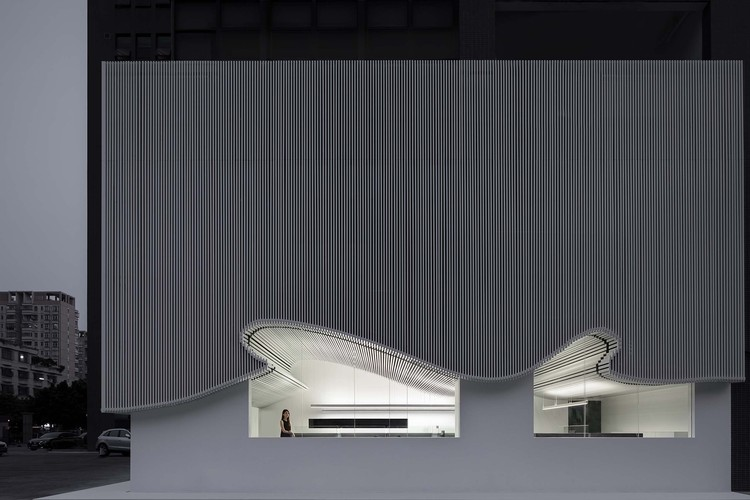 Runxuan Textile Office / Masanori Design Studio, © Yun Ouyang
