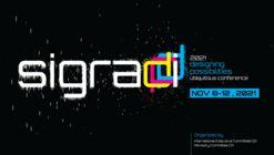 SIGraDi 2021   Projetando Possibilidades   Conferência Ubíqua   XXV Conferência Internacional da Sociedade Ibero-Americana de Gráfica Digital