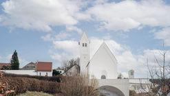 Church of St. Georg in Hebertshausen / Heim Kuntscher Architekten und Stadtplaner