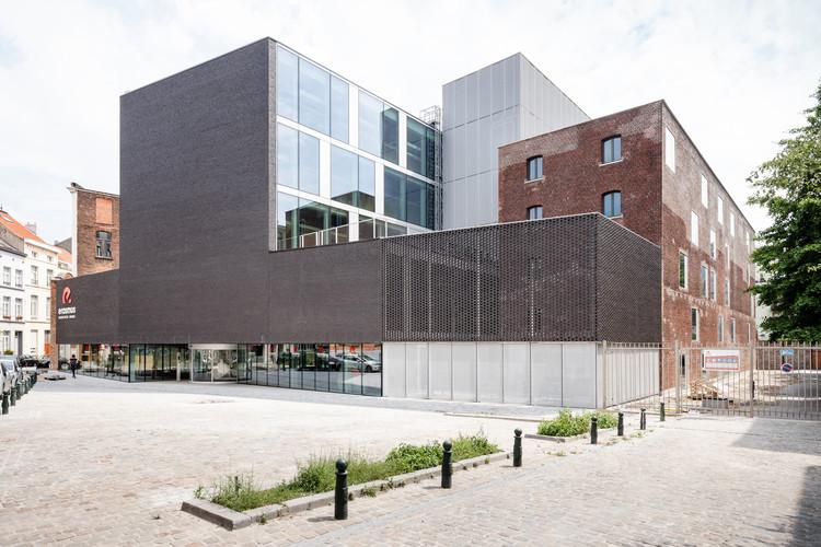 Erasmus University College  / B-architecten, © Lucid