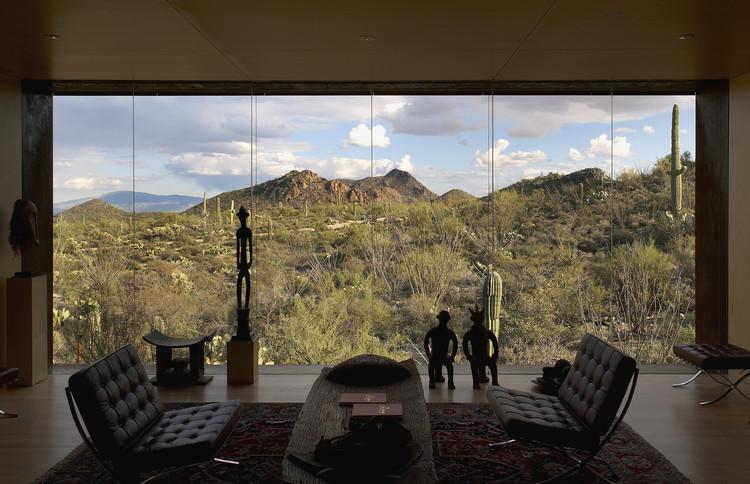 Desert Nomad House / Studio Rick Joy. Image © Jeff Goldberg / ESTO