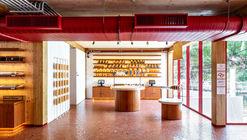 Dengo Chocolates Concept Store  / Matheus Farah + Manoel Maia Arquitetura