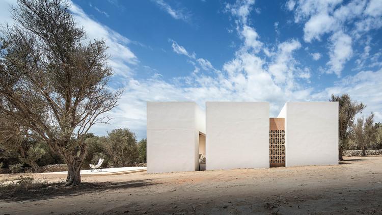 Es Pou. Residência em Formentera / Marià Castelló Martínez, Cortesía de Marià Castelló