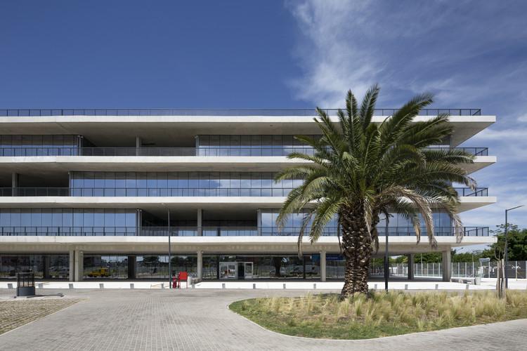 Ex Elefante Blanco – Nueva Sede del Ministerio de Desarrollo Humano y Hábitat / Dirección General de Arquitectura + MDUyT + GCBA, © Javier Agustín Rojas