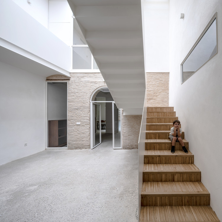 Casa para una familia de músicos / Baum Lab, © Jesús Granada