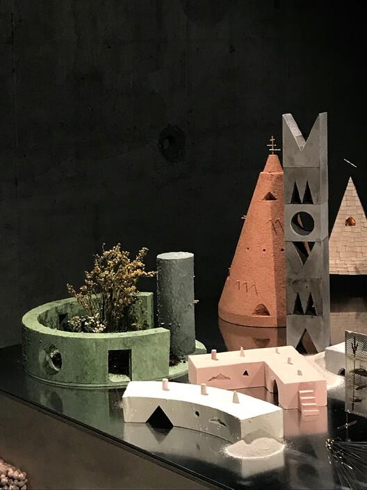 Studio Ossidiana, Variation on a Bird Cage, 2019-20. Courtesy Studio Ossidiana. Image Courtesy of Biennale Architettura 2021