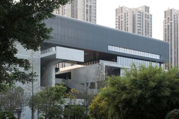east facade. Image © Shengliang Su