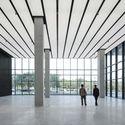 Interior of Entrance Lobby. Image © Shengliang Su