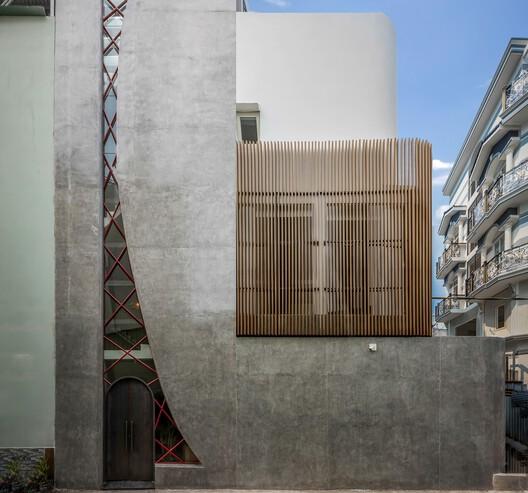 Casa para uno / Story Architecture
