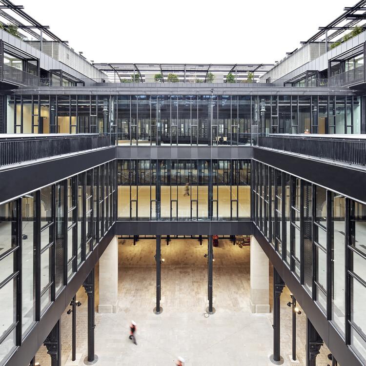 La Poste du Louvre Renovation  / Dominique Perrault Architecte, © Michel Denancé