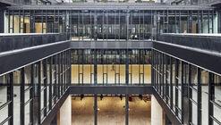 Reforma Complexo La Poste du Louvre / Dominique Perrault Architecte