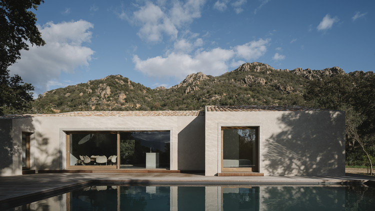 Casa P  / Orma Architettura, © Julien Kerdraon