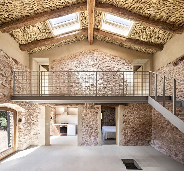 Caseta de les Brugueres / GMO Arquitectura, © DEL RIO BANI