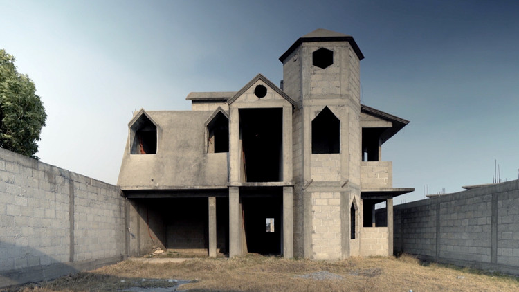 Architecture as a Reflection of Migration Between Mexico and the United States, Dream House. Image © Sandra Calvo