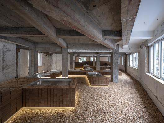 Indoor Landscape. Image © Fangfang Tian