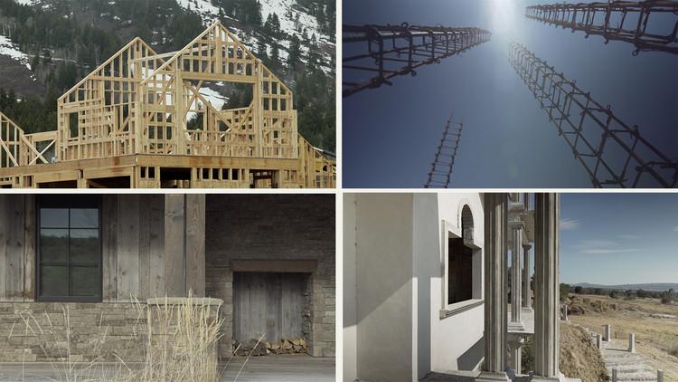 Model House and Dream House Comparison. Image © Sandra Calvo