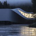 The Twist Museum, Kistefos Sculpture Park, Jevnaker, Norway by Bjarke Ingels Group . Image © Laurian Ghinitoiu