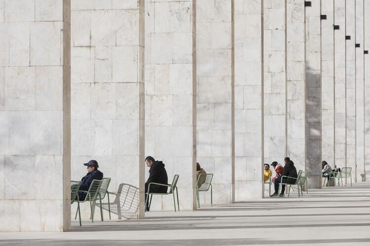 Skanderbeg Square, Tirana, Albania by 51N4E. Image © Laurian Ghinitoiu
