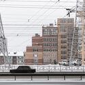Housing in Irkutsk, Russia. Image © Ma ChengRong
