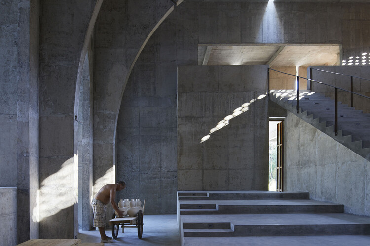 What is Architecture? According to our Readers, BingDing Wood Kiln Factory Renovation, Jingdezhen, China by AZL architects. Image © He Zhenhuan