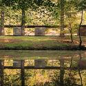Bathing Pavilion Tossols-Basil, Olot, Spain by RCR Arquitectes . Image © Tzu Chin Yu