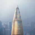 China Resources Headquarters, Shenzhen, China by Kohn Pedersen Fox. Image © Su Zhewei