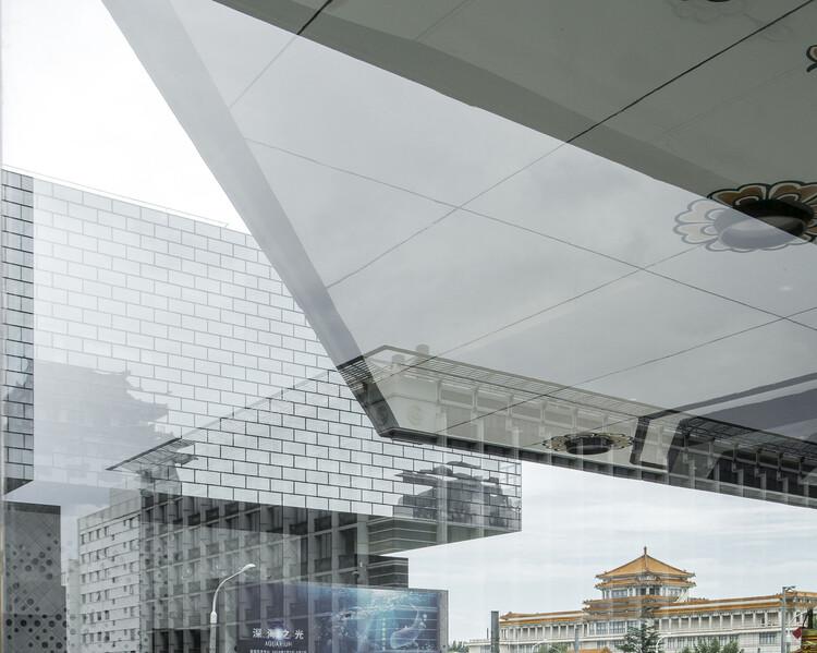 Guardian Art Center, Beijing, China by Büro Ole Scheeren. Image © Aurelien Chen