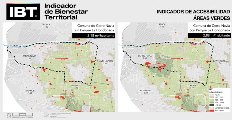 Manejo y gestión de nuestros entornos territoriales: Un número es solo un número, Cortesía de UAI