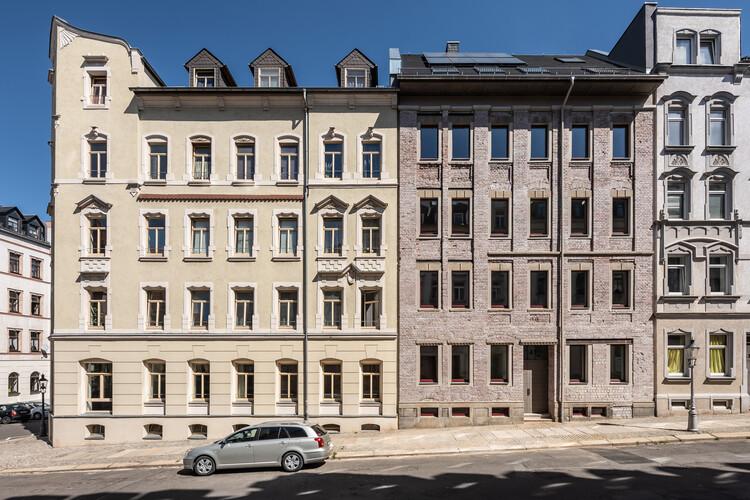 Casa Rossa Chemnitz / bodensteiner · fest, © Steffen Spitzner