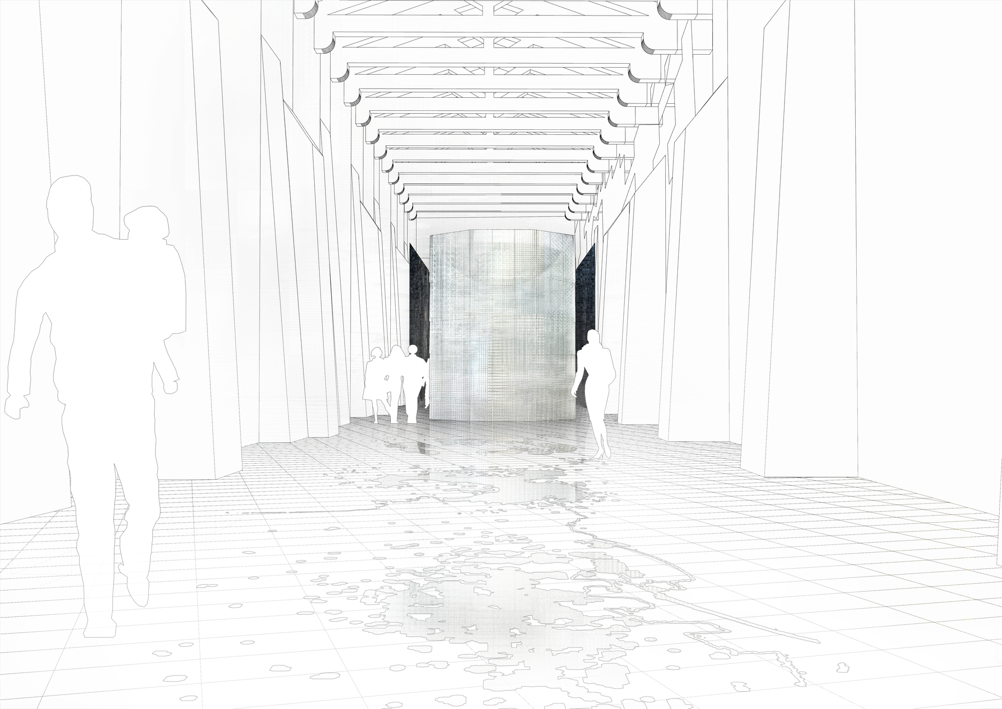 The Lebanese Pavilion at the 2021 Venice Biennale, Curated by Hala Wardé, Tackles the Notions of Emptiness and Silence