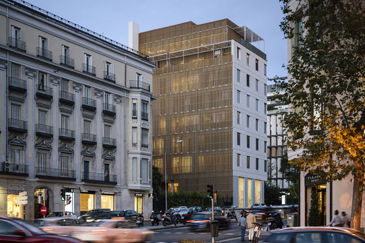 Claudio Coello 121 Residential Building / Arenas Basabe Palacios