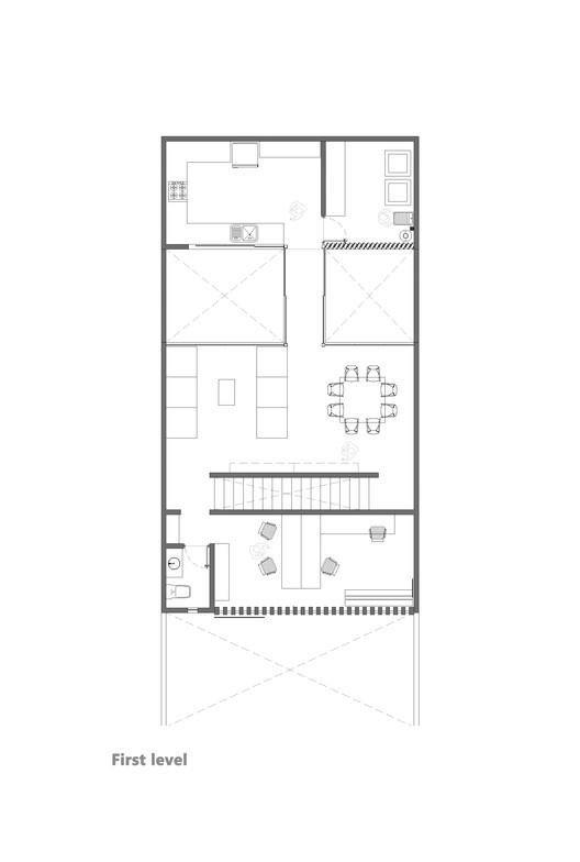 Floor Plan First Floor 1.100