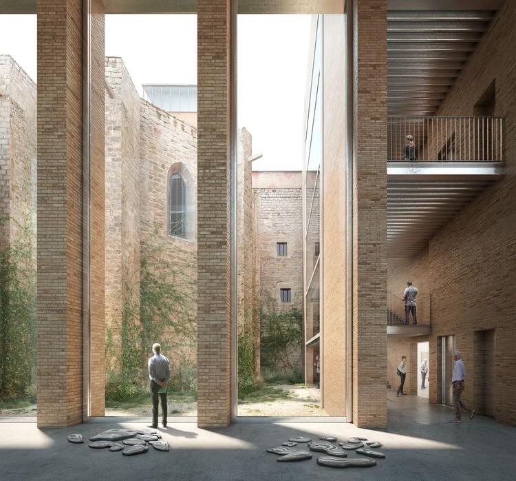 HArquitectes y Christ & Gantenbein ganan el concurso para la ampliación del MACBA en Barcelona, © Filippo Bolognese