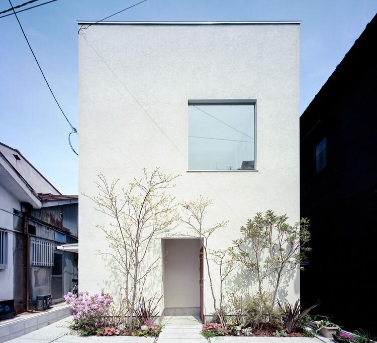 Casa en Uehonmachi / FujiwaraMuro Architects, © Katsuya. Taira