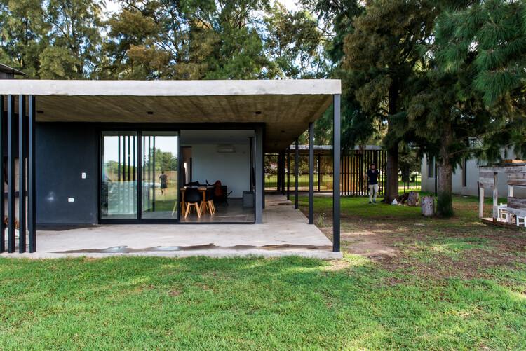 Casa Black / Juan Barbero, © Luis Barandiaran
