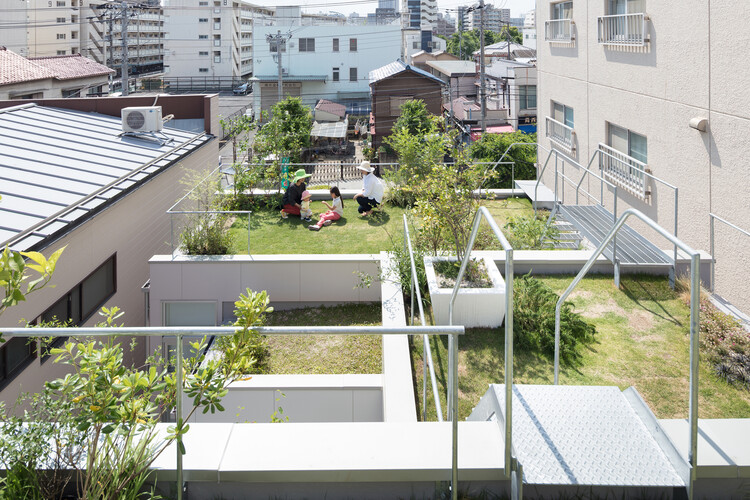 Garden/House / MAMM DESIGN, © Takumi Ota