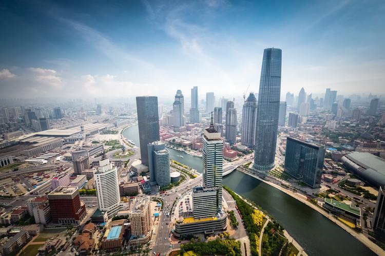 Tianjin By chuyuss. Image via Shutterstock