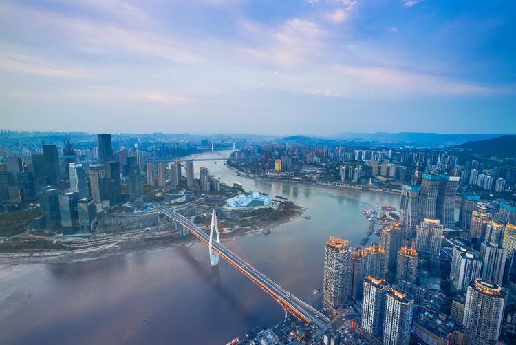 Chongqing By zhangyuqiu. Image via Shutterstock