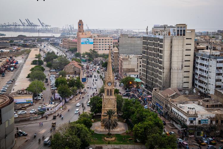 Karachi By ibrar.kunri. Image via Shutterstock