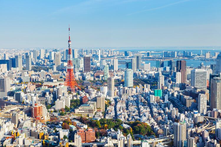 Las 20 ciudades más grandes del mundo en 2021, Tokyo By ESB Professional. Imagen via Shutterstock